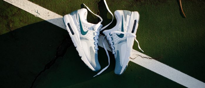 "Nike Air Max Zero Essential ""Smokey Blue"""
