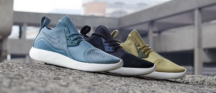 "Nike LunarCharge Premium ""Suede Pack"""