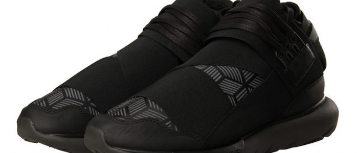 "Y-3 Qasa High ""Triple Black"""