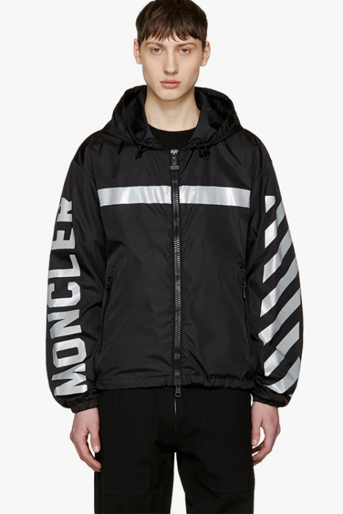 Swan x White Moncler capsule Black OFF collection Blog Iwq8OwAx