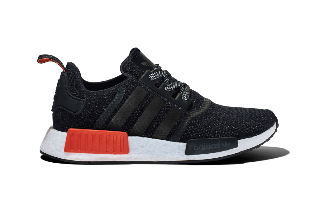 adidas nmd r1 nere e rosse