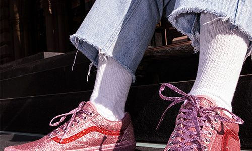"Vans e Opening Ceremony – Il ""Glitter Pack"""