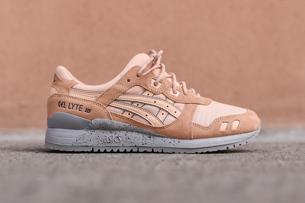 ASICS Running Gel Sight BLEACHED albicocca BLEACHED albicocca